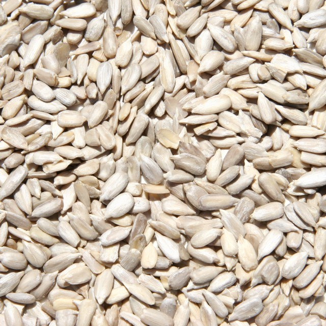 Hulled Raw Sunflower Seeds